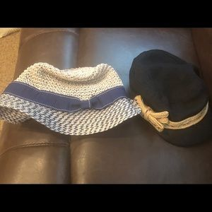 2 brand new boutique summer hats